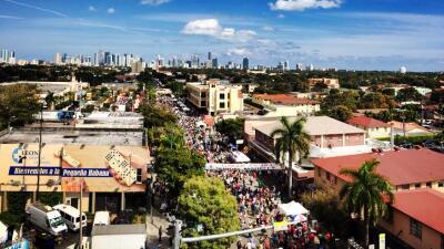 Estas calles estarán cerradas por el Festival de la Calle 8