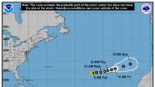 Se forma Theta, la tormenta número 29, rompiendo el récord de la temporada con más huracanes del Atlántico