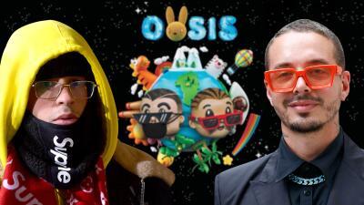 El álbum sorpresa y otras confesiones de J Balvin y Bad Bunny, nominados a Premios Juventud