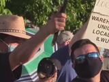 Piden un pago justo: trabajadores de Fresno se van a huelga tras no llegar acuerdo con la empresa