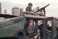 La noche en que George H. Bush ordenó invadir Panamá
