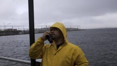 Tormenta tropical Alberto agita el mar en sudeste de EU