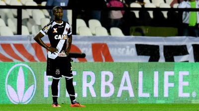 El Vasco da Gama se hunde más en la liga brasileña con un gol en el descuento