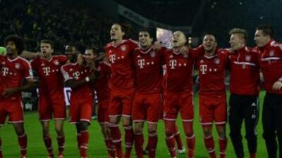 Bayern Munich sigue dando que hablar con su tradicional saludo navideño