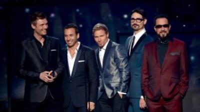 Backstreet Boys, ¿de gira con las Spice Girls?