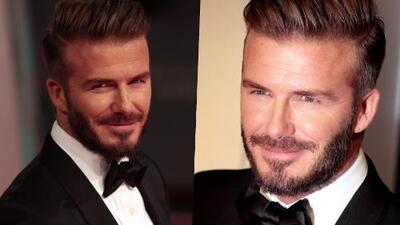 David Beckham cumple 40 años