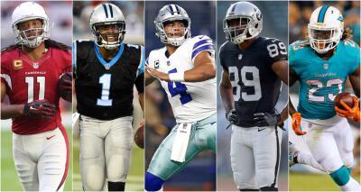 Start 'Em, Sit 'Em: QB, RB & WR | NFL Fantasy Semana 5