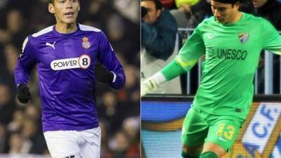 Ochoa y Moreno convocados para los juegos de sus equipos en la Copa del Rey
