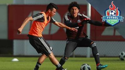 Guillermo Ochoa suena para el Napoli; su agente asegura que le encantaría jugar ahí