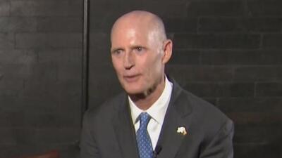 Gobernador de Florida se reunió con el nuevo presidente de Colombia, Iván Duque