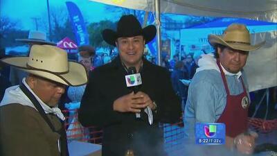 San Antonio, con el Desayuno Vaquero más grande del mundo