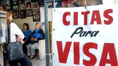 Se dispara el rechazo de peticiones de visas de inmigrantes para mexicanos de escasos recursos