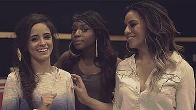 Las chicas de Fifth Harmony en SoundBites