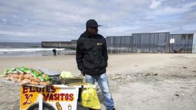 Los 'haitijuanenses', los migrantes que hicieron de Tijuana su hogar después que EEUU les cerrara las puertas
