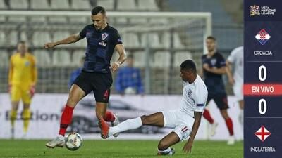 Croacia 0- 0 Inglaterra - RESUMEN COMPLETO – Grupo 4 UEFA Nations League