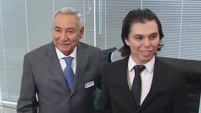 Victoria judicial de Joao Aguilera, el hijo de Juan Gabriel, para invalidar el testamento de su famoso padre