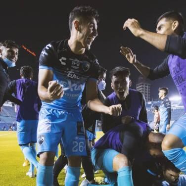 Color: Así levantó Tampico Madero el título de la Liga de Expansión