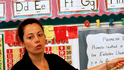 "Counterproductive: When the ""English learner"" label works against students"