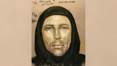 Este es el retrato hablado del sospechoso de asesinar a la niña Jazmine Barnes en Houston