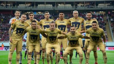 Pumas, 55 años de rugir en Primera División