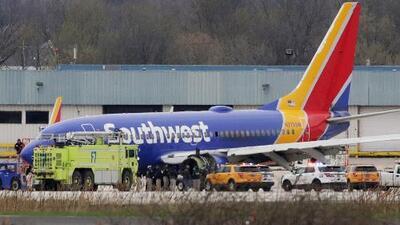 Revelan dramáticas imágenes del pánico que se vivió en el vuelo 1380 de Southwest Airlines