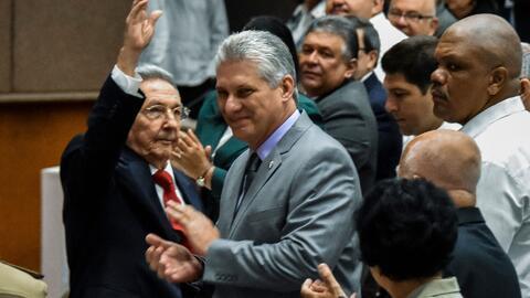 Con Díaz-Canel como único candidato, disputados en Cuba votan por el nuevo presidente del Consejo de Estado