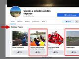 """""""Cruce 100% seguro"""" a EEUU: así es como los coyotes buscan clientes en Facebook"""