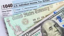 El IRS envía otros 700,000 cheques de estímulo 'compensatorios': qué son y a quiénes llegan