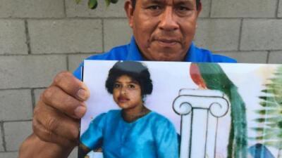 """""""Me hace mucha falta"""": migrante busca a su hermana desaparecida hace casi 30 años en México"""