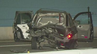 Violento accidente en Houston deja a cinco personas lesionadas, incluyendo a un niño en condición crítica