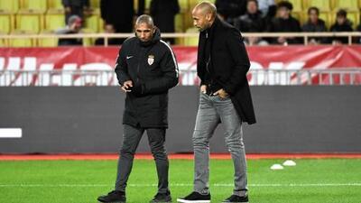 Acabó el amor en Montecarlo y el Mónaco suspendió a Thierry Henry