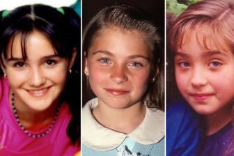 ¿Cómo lucen ahora los niños actores?