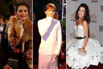 Inolvidables. Los fashion disasters de Premio Lo Nuestro
