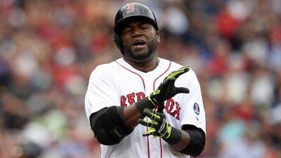 Trasladan a Boston al exbeisbolista David Ortiz tras haber sufrido un disparo en República Dominicana