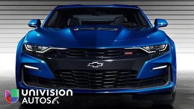 Chevrolet Camaro 2019 con 'nuevo look' y otras actualizaciones importantes