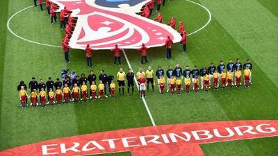Rusia 2018 es el primer Mundial que se celebra en dos continentes
