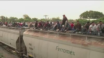 Defensores de derechos humanos piden a México que brinde mejor trato a centroamericanos que ingresan por la frontera