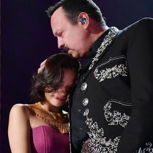Alan reacciona al duro mensaje de Pepe Aguilar contra su hija  Angela