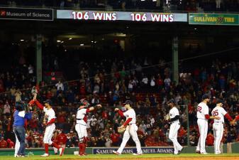 Los mejores Boston Red Sox de todos los tiempos: imponen nueva marca de ganados