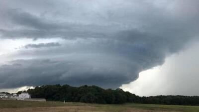 Mira el espectacular tornado que atravesó Michigan