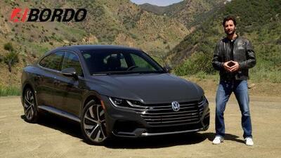 Volkswagen Arteon 2019 | Prueba A Bordo completa