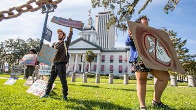 Florida ordena recuento de votos oficial para tres contiendas en el estado, incluyendo las de senador y gobernador
