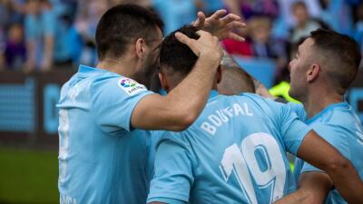En fotos: Celta sigue aferrado a la permanencia tras vencer al Girona en Balaídos