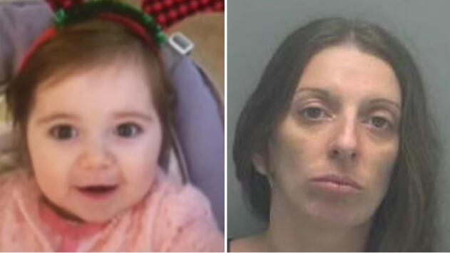 Emiten una alerta Amber por la desaparición de una pequeña de 8 meses en Florida
