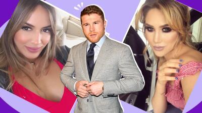 Dos mujeres y un 'Canelo': la ex del boxeador no quiere que la molesten con Shannon de Lima
