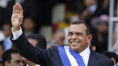 Porfirio 'Pepe' Lobo fue presidente de Honduras de 2010 a 2013 representando el partido Nacional.Crédito: AP / Eduardo Verdugo