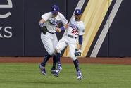 ¡Sobreviven! Dodgers vencen a Braves y fuerzan un séptimo juego
