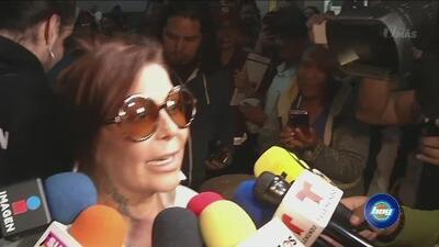 Doctora de Alejandra Guzmán revela la verdad sobre la cirugía que tenía pendiente
