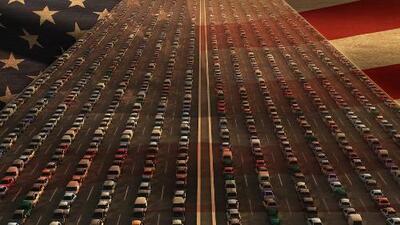 Estas son las ciudades con peor tráfico en Estados Unidos