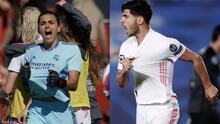 Jugadores de Real Madrid apoyan María Isabel Rodríguez 'Misa'